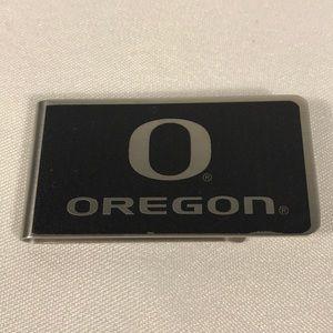 Oregon MONEY Clip